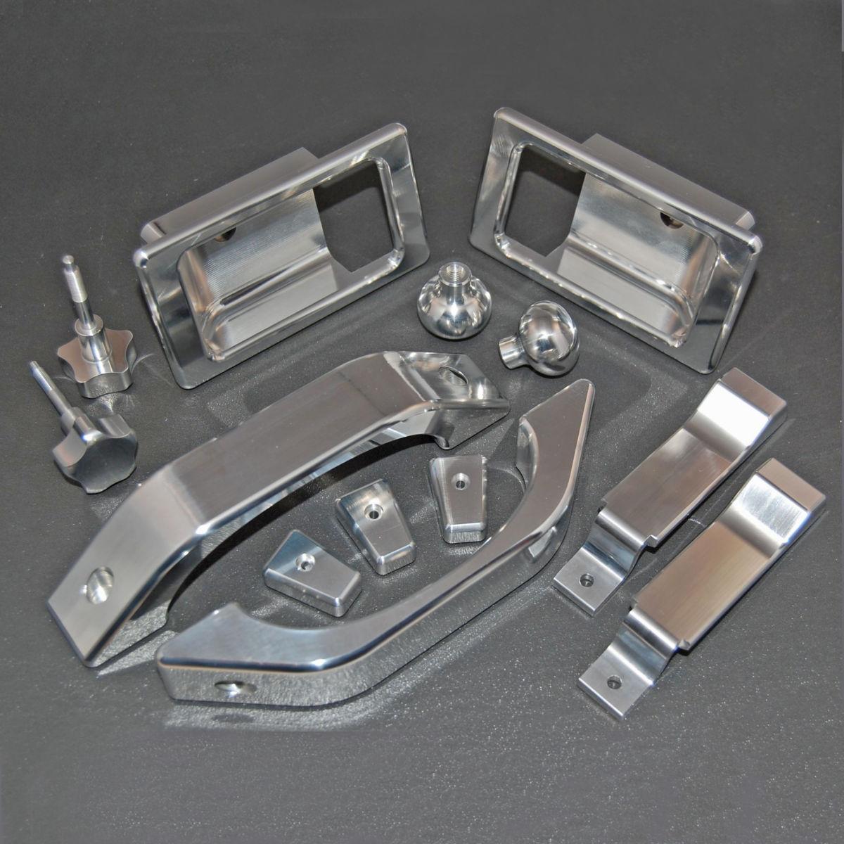 Defender Aluminium Interior Bundle Onzlo Custom Parts